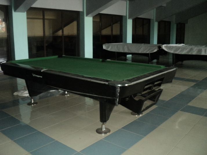 The Billiard Tables